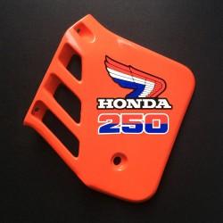 Ouïe de radiateur Honda...