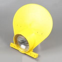 Yellow Preston Petty headlight